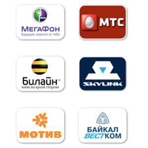 Операторы сотовой связи Покачей
