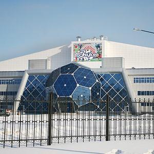 Спортивные комплексы Покачей